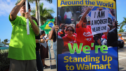 U.S. labour board orders Walmart to reinstate striking workers